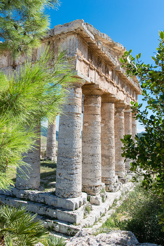 Sizilien 2018 - Segesta