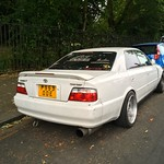 JDM 1997 Toyota Chaser Tourer V 2.5Litre Twin Turbo inline 6cylinders thumbnail