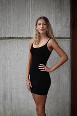 melissa (36)-01 (Neal J.Wilson) Tags: model modelling nikon denmark posing portrait glamour sensual horsens portraits danish scandinavian blonds black dress blogger beautiful beauty women girls