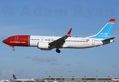 LN-BKC - Norwegian Airlines 'UNICEF' B737-800 (✈ Adam_Ryan ✈) Tags: dub eidw dublinairport dublinairport2018 2018 dublinireland boeing airbus norwegian b737 unicef uniceflivery