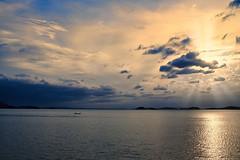 A cold sunset (Nightgoose) Tags: ocaso sunset crepúsculo twilight babitonga captureonepro11 alienskinexposurex4 kodakektar100 luminar2018