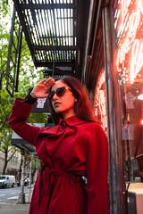 DSCF2118 (drkotaku) Tags: fashion fashionphotography fujiphotography fujixt3 fujifilm manhattan model modeling newyorkcity photoshoot portrait portraits portraiture streetfashion