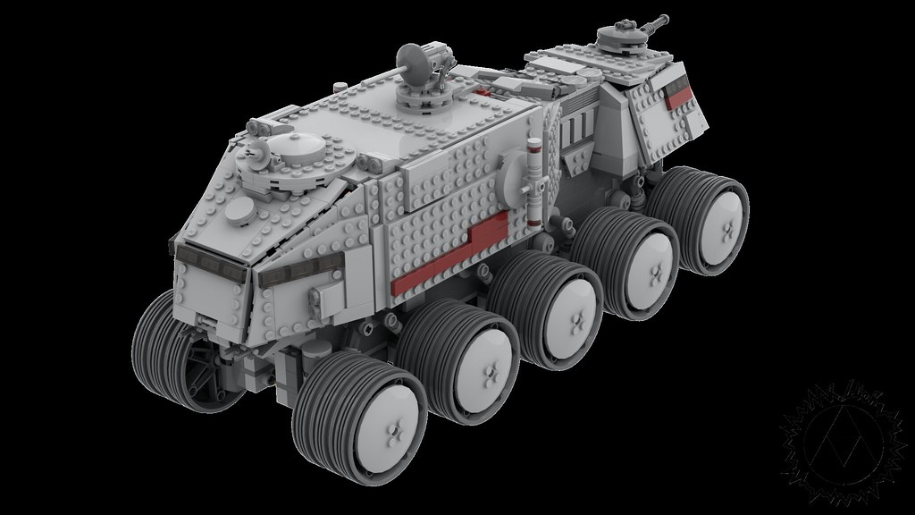 The Worlds Best Photos Of Cloneturbotank And Lego Flickr Hive Mind