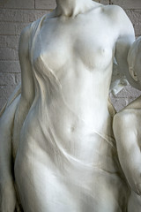 The Source (dayman1776) Tags: sculpture sculptor sculptures escultura statue beautifull female woman figurative nude naked sensual brookgreen gardens south carolina garden marble torso sony a6000 museum art