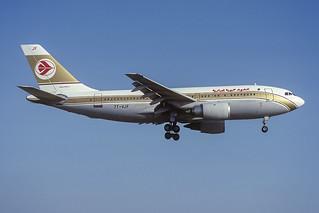 Airbus A310-203 Air Algérie Lybian Arab Airlines 7T-VJF PMI LEPA