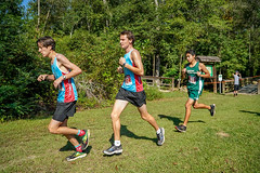 FLO05935 (chap6886@bellsouth.net) Tags: running run race girls boys team trees lake athletes action athletics america xc 5k highmiddleschool highschool