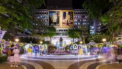 24092018-AW (eltittitle) Tags: bangkoknoi bangkok thailand ลานพระบรมราชานุสาวรีย์ฯ siriraj mahidol night landscape canon 1635 5d eos mark iv ศิริราช โรงพยาบาล light slow shutter speed longexpose longexposure