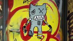 Mr.Dimples... (colourourcity) Tags: melbourne melbournestreetart graffiti streetart streetartaustralia streetartnow burncity colourourcity awesome nofilters notforlikes section8 mrdimples