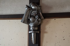 舞妓 (kasa51) Tags: sculpture mask kawaikanjiro maiko 面 舞妓 河井寛次郎 kyoto japan
