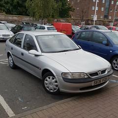 S836VGB 1999 Vauxhall Vectra Envoy (sallanfiesta91) Tags: vauxhall vectra envoy 1999 edinburgh