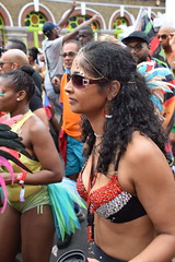 DSC_8505 (photographer695) Tags: notting hill caribbean carnival london exotic colourful costume girls dancing showgirl performers aug 27 2018 stunning ladies