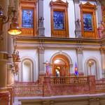 Denver Colorado - Colorado State Capitol Interior - Historic thumbnail