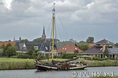 Zeilboot  NL  180823-218-C6 ©JVL.Holland (JVL.Holland John & Vera) Tags: zeilboot nl friesland franeker vanharinxmakanaal schipping vervoer netherlands nederland holland europe canon jvlholland