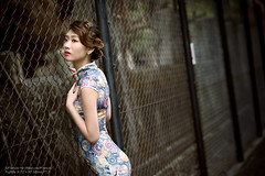 Wing (Francis.Ho) Tags: wing xt2 fujifilm girl woman female femme lady portrait people beauty pretty lips eyes hair face chinese model elegant glamour young sensuality fashion naturallight cute goddess asian daylight sunlight outdoor cheongsam chipao
