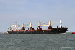 Ship. Bulgaria  9404431 (dickodt65) Tags: ship river schelde bulker bulgaria