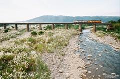 想家 ([M!chael]) Tags: nikon f3hp nikkor 242 ais fujifilm superia200 film manual hsinchu train