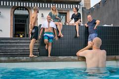 From the pool // Trip to Bilbao, Spain (Merlijn Hoek) Tags: trip journey spain spanje vacation holliday merlijn merlijnhoek fotografie bilbao baskenland