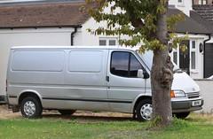 B9 PNC (Nivek.Old.Gold) Tags: 1992 ford transit 100 d lwb van 2496cc
