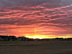 Fire Sky @ Sunset_A (northern_nights) Tags: firesky sunset cheyenne wyoming sunpillar