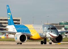 Embraer193STD_PR-ZGQ (Copy) (Cybermac737) Tags: embraer e190e2 erj190300 std przgq man 25092018 ringway sharkmouth