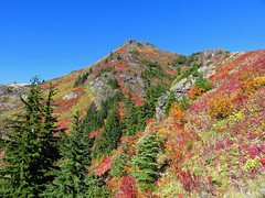 Autumn at Yellow Aster Butte in WA (Landscapes in The West) Tags: yellowasterbutte northcascadesnationalpark washington pacificnorthwest landscape west autumn fall mountbakersnoqualmienationalforest
