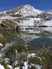 Lac Tête Ronde (-Skifan-) Tags: lactêteronde neige promeadeverslactêteronde valthorens skifan 3vallées les3vallées