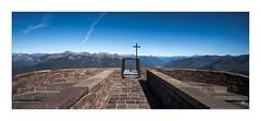 Gipfelkreuz (W.Utsch) Tags: landscape church ticino mountains panorama sony canontse architecture mariobotta schweiz