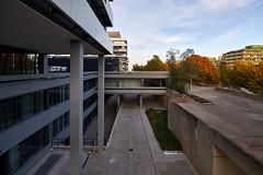 Ruhr-Universität Bochum, Gebäude IA, HIA und IB (Databo) Tags: bochum architektur ireihe gebäude ruhruniversität ia ib ic nc nd nreihe