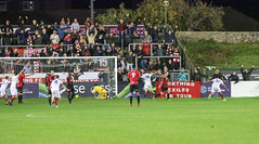 Lewes 3 Worthing 4 03 10 2018-109-2.jpg (jamesboyes) Tags: lewes worthing sussex football soccer fussball calcio voetbal amateur bostik isthmian goal score celebrate tackle pitch canon 70d dslr