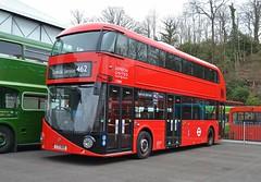 London United LTZ 1000 (tubemad) Tags: ltz1000 lt1000 borismaster wright london united cobham spring rally