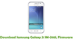 Samsung Galaxy J1 SM-J110L Firmware (AndroidRomFree.com) Tags: stock rom flash file firmware android