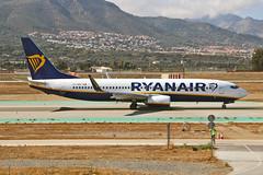 EI-GDX Boeing 737-800 Ryanair AGP 25-09-18 (PlanecrazyUK) Tags: lemg malaga–costadelsolairport malaga costadelsol eigdx boeing737800 ryanair agp 250918