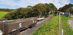 2018 0924 440 (SGS8+) Woody Bay; Lynton & Barnstaple Railway (Lucy Melford) Tags: samsunggalaxys8 lynton lynmouth woody bay steam railway