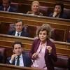 Dolors Montserrat en la Sesión de Control al Gobierno. (17/10/2018)