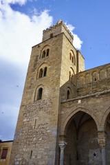 Cefalu Cathedral (ronindunedin) Tags: italy sicily mediterranean island mafia europe cefalu