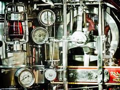 1911 LaFrance Pumping Wagon (Orbmiser) Tags: olympus40150mmf4056r 43rds em1 mirrorless omd olympus ore oregon portland steam dials firewagon pfd 1911lafrancefirewagon historic