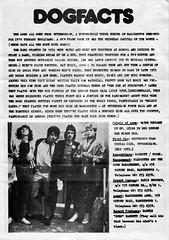 Dogfacts (stillunusual) Tags: manchesterrains robgretton slaughterandthedogs slaughterthedogs fanzine musicfanzine punkfanzine punkzine punk punkrock newwave martinzero martinhannett 1970s 1977