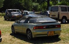 1991 Toyota Sera 1.5i (rvandermaar) Tags: 1991 toyota sera exy10 15i toyotasera sidecode7 23lfz4 rvdm