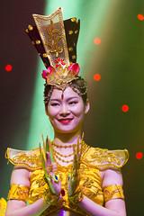 DAG_8983r (crobart) Tags: thousand hand bodhisattva eyes yate dance acrobatic team chinese china canadian national exhibition cne 2018 toronto