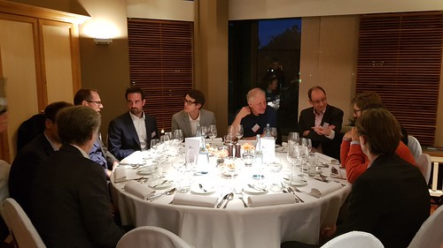 EPIC Workshop on AR & VR at Sony Networking Dinner (14)