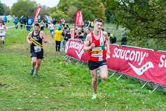 DSC_9020 (Adrian Royle) Tags: nottinghamshire mansfield berryhillpark sport athletics xc running crosscountry eccu relays athletes runners park racing action nikon saucony