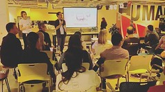 Great to be part of the pitch day leading up to the Hatch Day hackathon at Scentre Group. I got a sneak preview of some of the ideas and met some of the entrepreneurs with some pitch training last week and there's some great ideas to work on! (bigyahu) Tags: ifttt instagram