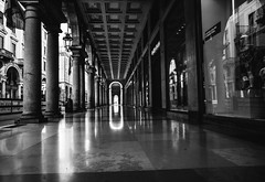 Turin Shopping Portico (Gary Wolfson) Tags: architecture europe familyvacation italy travel turin shopping arcade