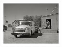 Vehicle Collection (1786) - International Travelall (Steve Given) Tags: workingvehicle automobile internationaltravelall truck utility arizona 1950s mail