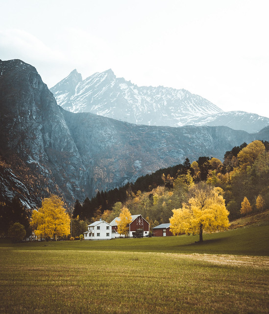 The Romsdalen Valley
