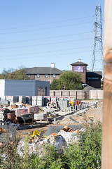27/10/18 (Dave.Kirwin) Tags: car eastleigh ford hampshire hendy leighroad villeneuvestgeorgesway building constructionwork development