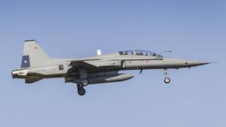 Northrop F-5F Tigre III / Fuerza Aérea de Chile / 815