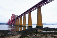 Forth Bridge / Edinburgh / Escocia (44) / Scotland (Ull màgic (+1.500.000 views)) Tags: edinburgh edimburgo scotland escocia pont puente riu rio river aigua agua water costa fuji xt1