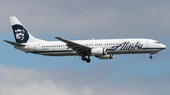 Boeing 737-990 N302AS Alaska Airlines (William Musculus) Tags: burien washington étatsunis us seattle tacoma seatac sea ksea international airport spotting n302as alaska airlines boeing 737990 as asa 737900 william musculus