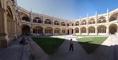 Jeronimos Monestary (Meadows Travel) Tags: d600 portugal lisbon monestary panorama jeronimo nikkor24120mm4g
